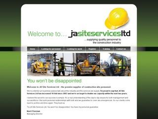 JA Site Services Ltd